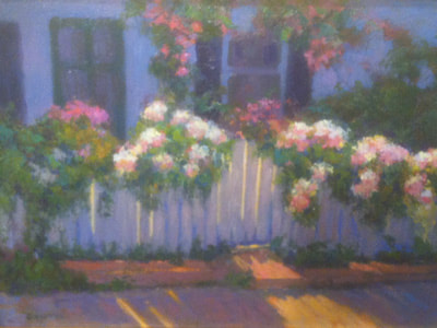 Lois Griffel at Gallery Antonia, Chatham, MA